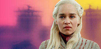 Bild zu:  Emilia Clarke in Game of Thrones