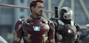 Bild zu:  Robert Downey Jr. als Iron Man