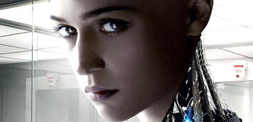 Bild zu:  Alicia Vikander besteht den Turing Test in Ex Machina