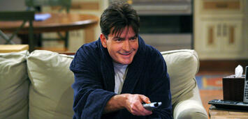 Bild zu:  Charlie Sheen in Two and a Half Men