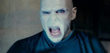Bild zu:  Ralph Fiennes als Voldemort