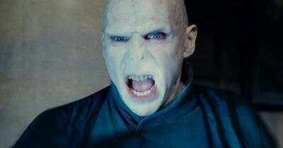Ralph Fiennes als Voldemort