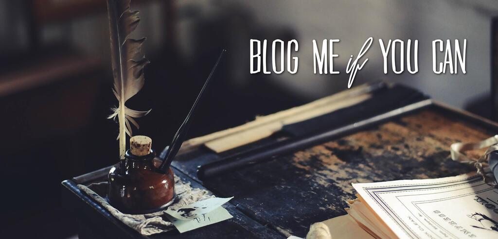 Bild zu Blog me if you can: Ein neuer Anfang