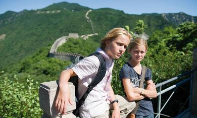 Ist der dritte Schlüssel wirklich auf der Chinesischen Mauer versteckt? Luk (Justus Kammerer) und Biggi (Helena Siegmund-Schultze) auf Spurensuche - Bild 9
