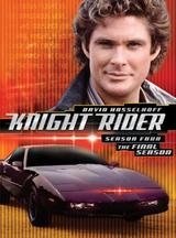 Knight Rider - Staffel 4 - Poster