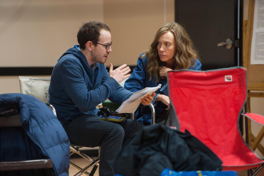 Hereditary - Das Vermächtnis mit Toni Collette und Ari Aster