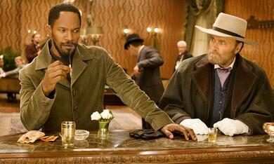 Django Unchained mit Jamie Foxx und Franco Nero - Bild 4
