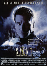 The Saint - Der Mann ohne Namen - Poster