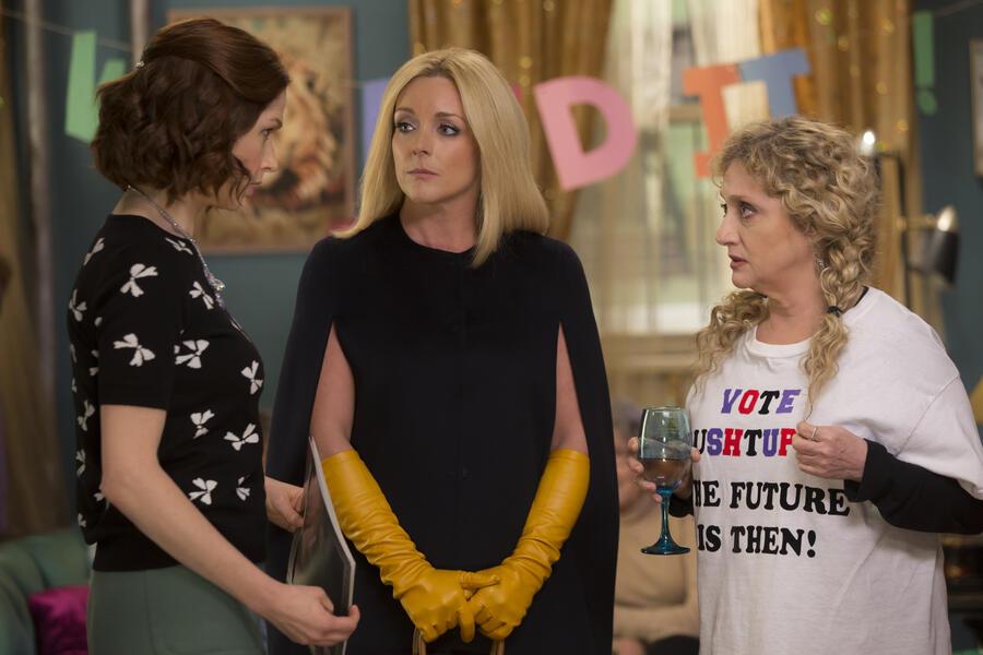 Unbreakable Kimmy Schmidt Staffel 3 mit Ellie Kemper, Jane Krakowski und Carol Kane