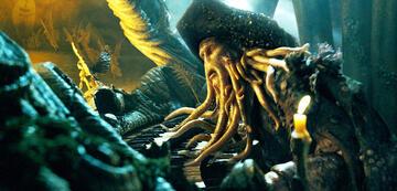 Davy Jones in Fluch der Karibik 2