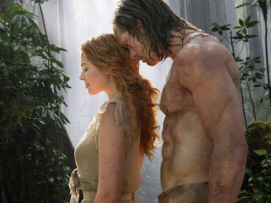 The Legend of Tarzan mit Alexander Skarsgård und Margot Robbie