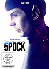 For the Love of Spock - Poster