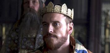 Bild zu:  Michael Fassbender als Macbeth