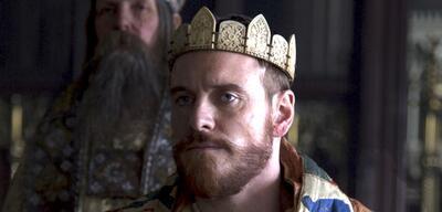 Michael Fassbender als Macbeth