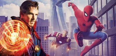 Doctor Strange gesellt sich zu Spider-Man 3