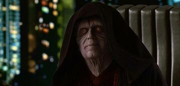 Imperator Palpatine in Star Wars: Die Rache der Sith