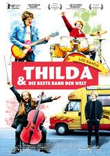 Thilda & die beste Band der Welt - Poster