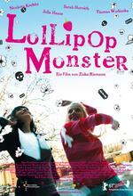 Lollipop Monster Poster