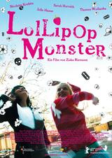 Lollipop Monster - Poster