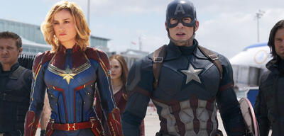 Captain Marvel/The First Avenger: Civil War