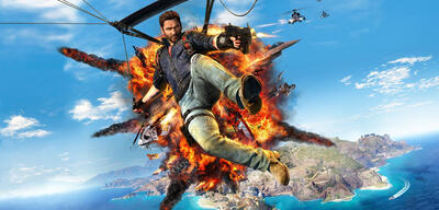 Videospiel Just Cause 3