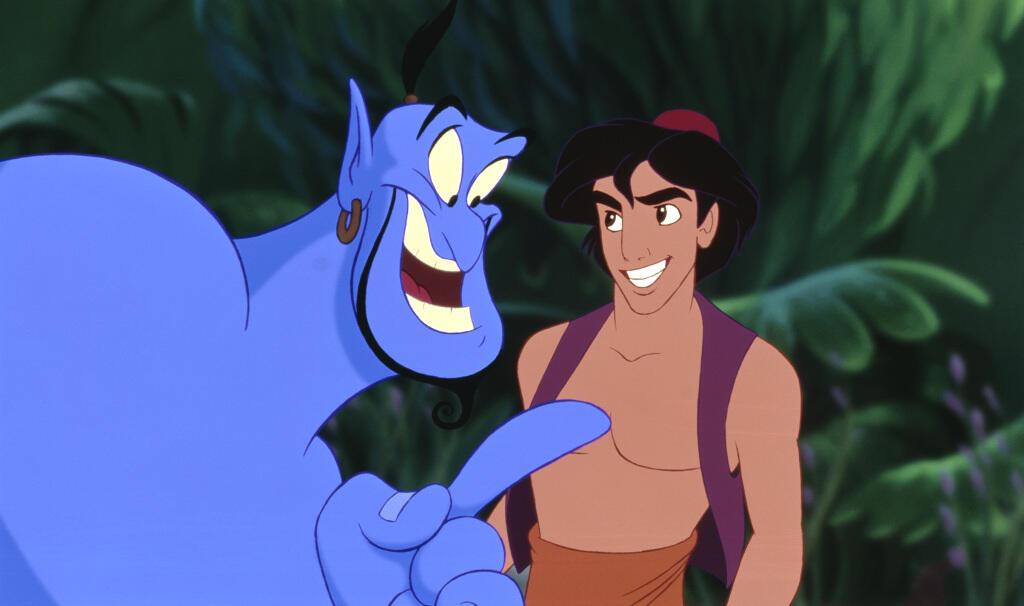 Aladdin Film 1992 Moviepilot De