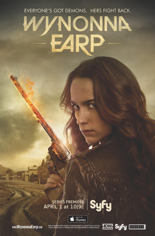 Wynonna Earp Serien Stream