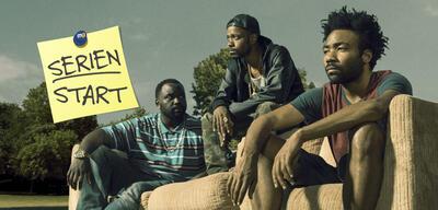 Heute startet die 1. Staffel von Atlanta auf FX