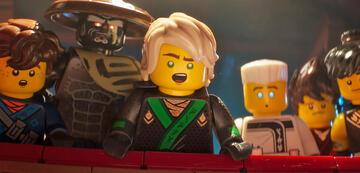 Lego: Ninjago - Meister des Spinjitzu