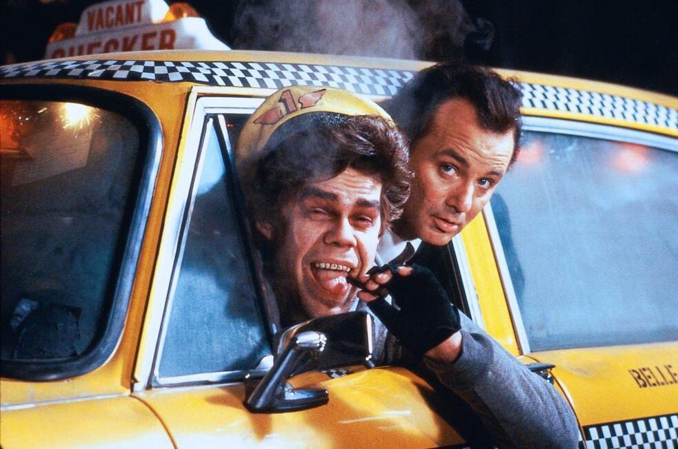 Die Geister, die ich rief... mit Bill Murray und David Johansen