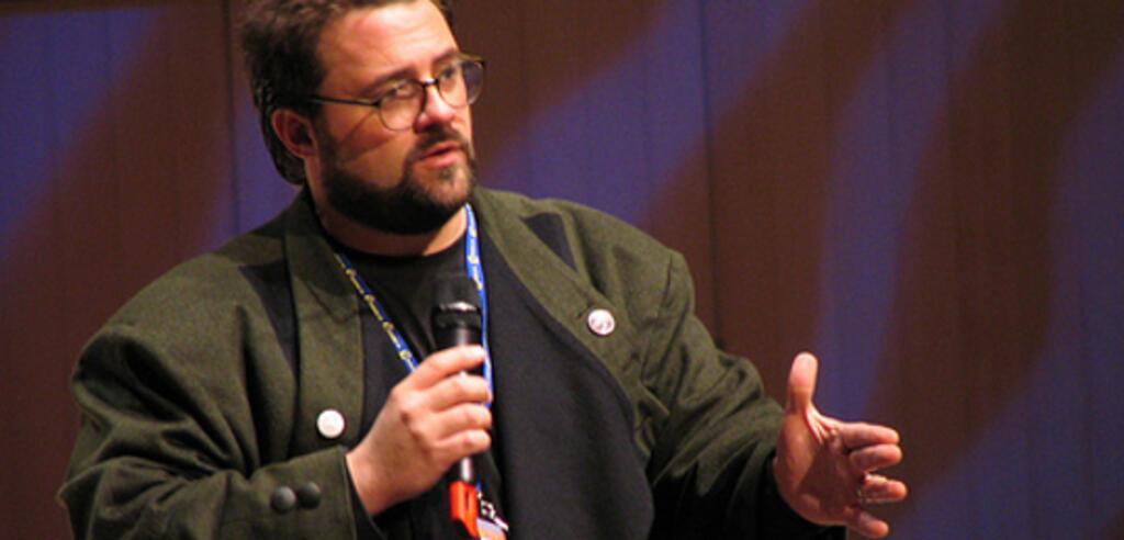 Experte für amüsante Audiokommentare: Kevin Smith