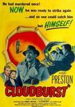 Cloudburst poster