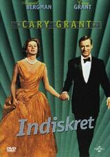 Indiskret - Poster