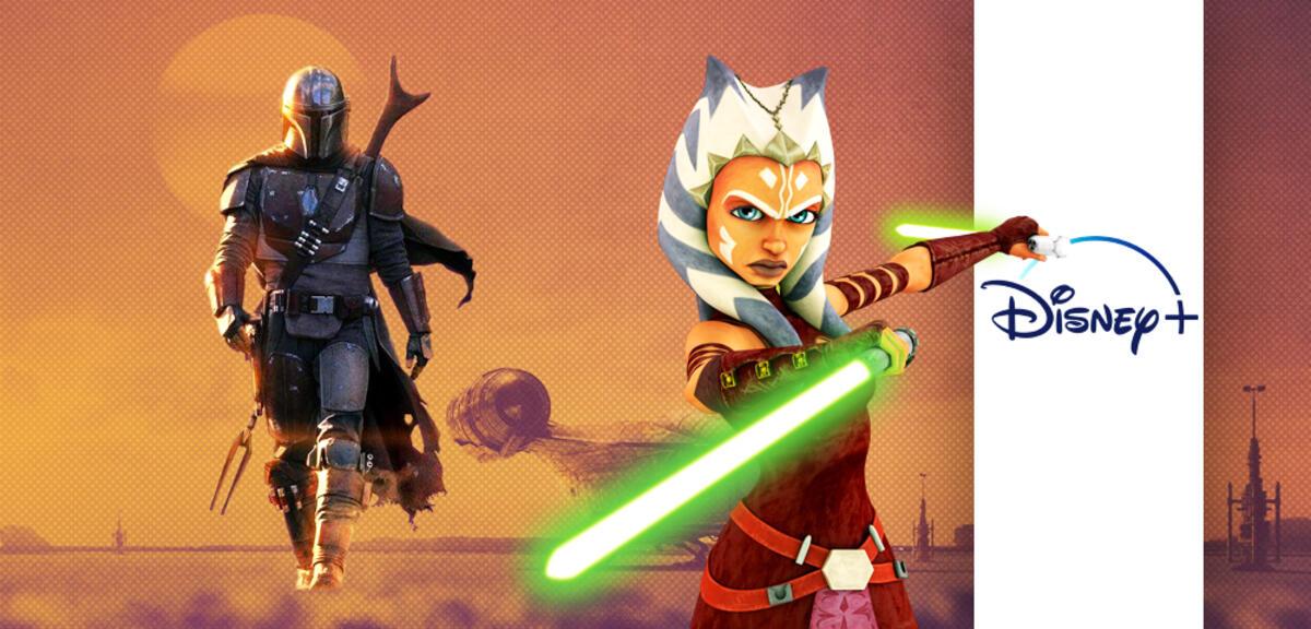 Star Wars Mandalorian Staffel 2