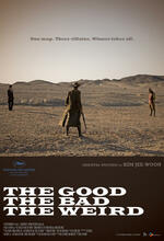 The Good, the Bad, the Weird Poster