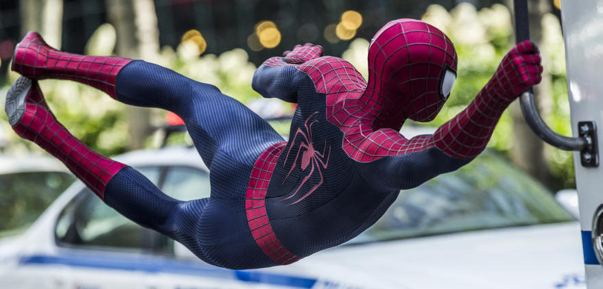 Captain America: Civil War - Spider-Man-Darsteller beim Dreh verletzt