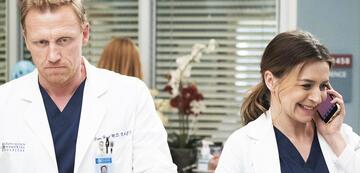 Grey's Anatomy: Owen & Amelia