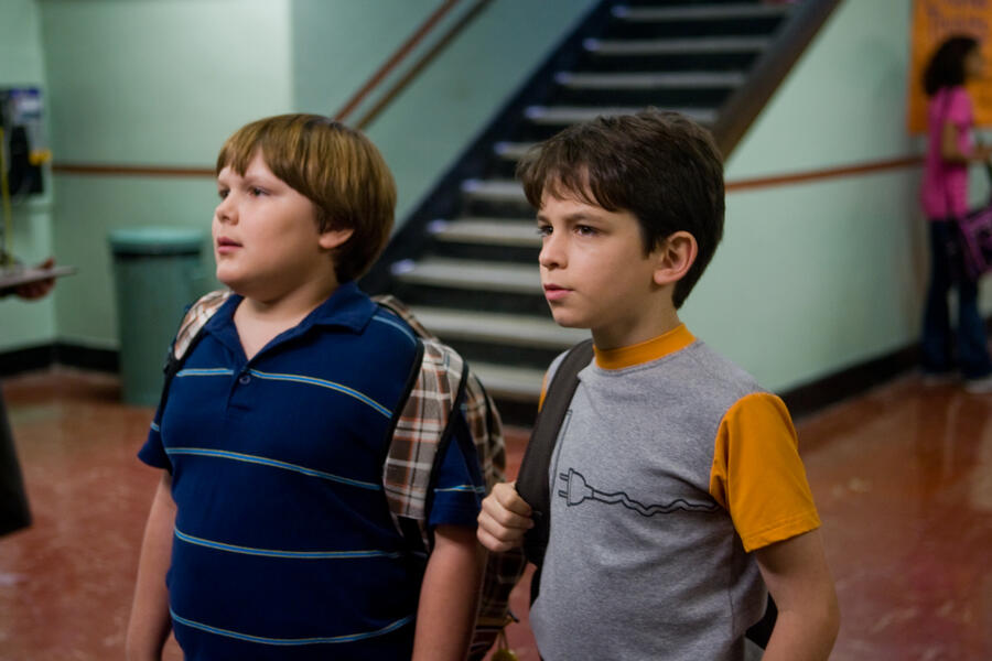 Dieary Of A Wimpy Kid Cast