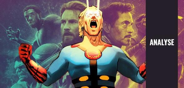 Avengers und Eternals