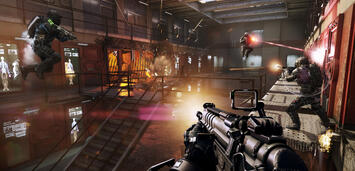 Bild zu:  Call of Duty: 300 Milliarden Granaten