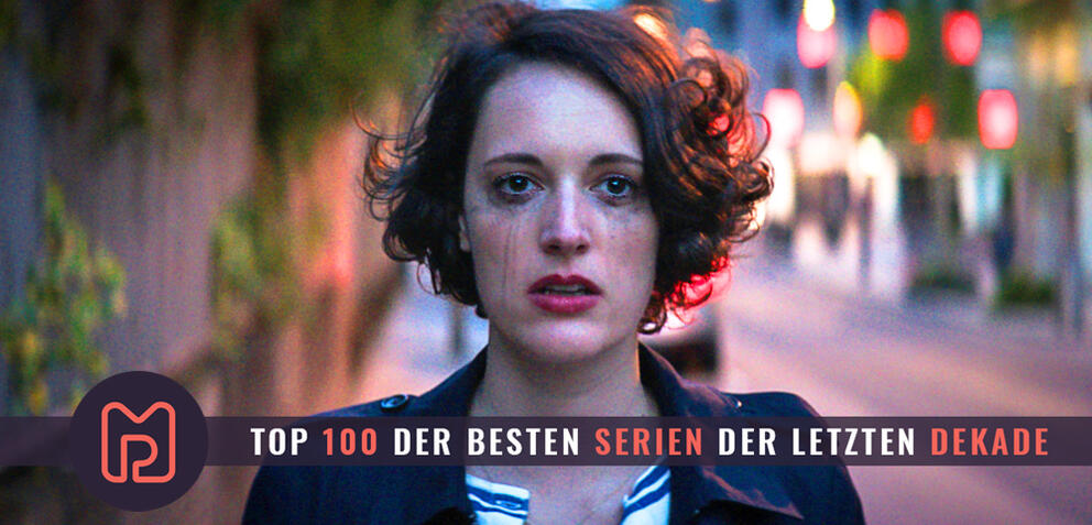 Phoebe Waller-Bridge in Fleabag