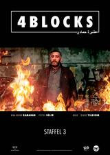 4 Blocks - Staffel 3 - Poster