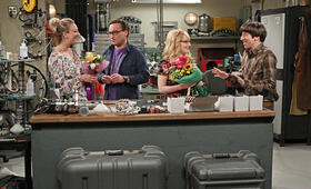 The Big Bang Theory Staffel 9 mit Johnny Galecki und Melissa Rauch - Bild 12