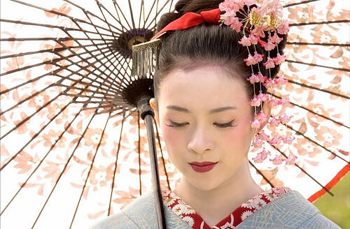 Geisha mode online