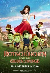 Rotschühchen und die sieben Zwerge Poster