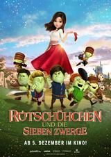 Rotschühchen und die sieben Zwerge - Poster