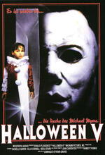 Halloween V - Die Rache des Michael Myers Poster