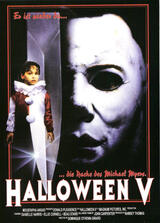 Halloween V - Die Rache des Michael Myers - Poster