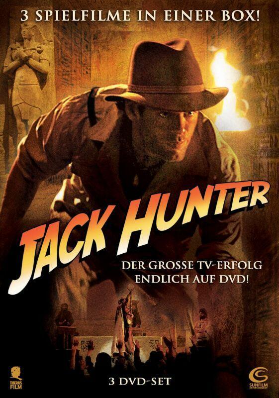 Jack Hunter und das Zepter des Lichts