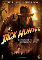 Jack Hunter und das Zepter des Lichts - Poster